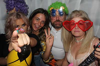 Photo Booth Hire Birthday