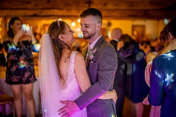 The Boogie Knight Wedding DJ Hire Packages
