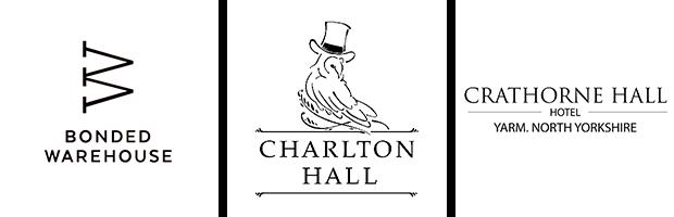 Wedding DJ at Bonded Warehouse, Charlton Hall & Crathorne Hall