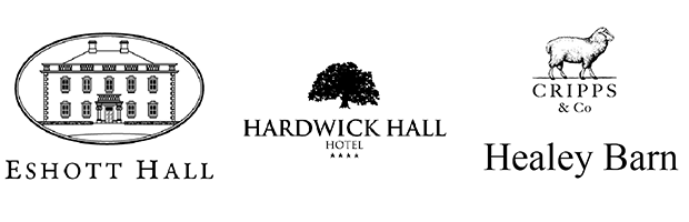 Wedding DJ at Eshott Hall, Hardwick Hall & Healey Barn