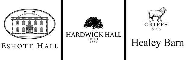 Wedding DJ at Eshott Hall, Hardwick Hall & Healey Barn