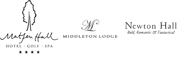 Wedding DJ at Matfen Hall, Middleton Lodge & Newton Hall