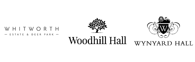 Wedding DJ at Whitworth Hall, Woodhill Hall & Wynyard Hall