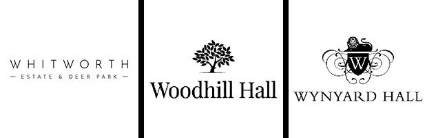 Wedding DJ at Whitworth Hall, Woodhill Hall & Wynyard Hall